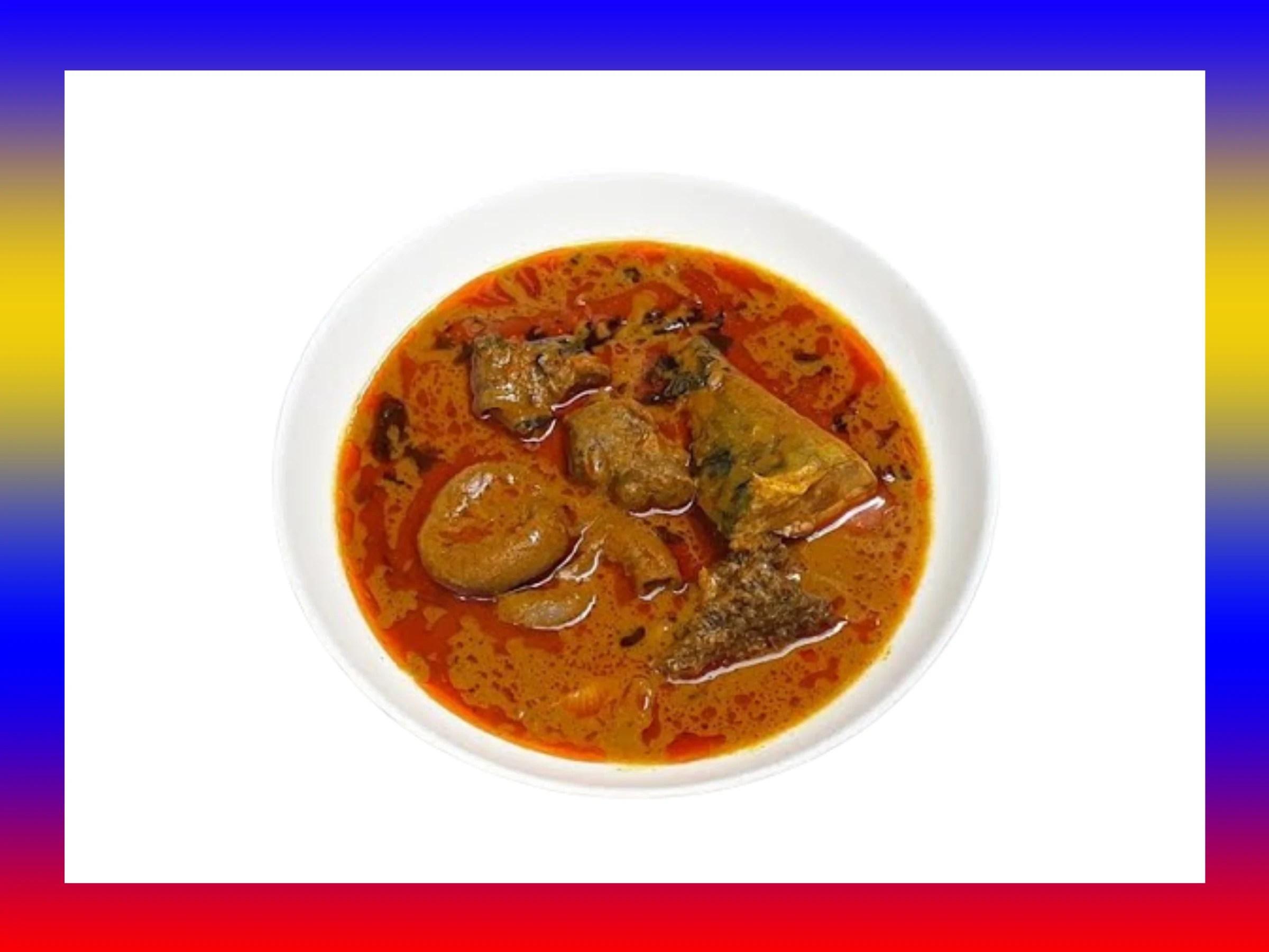 How to make Banga soup