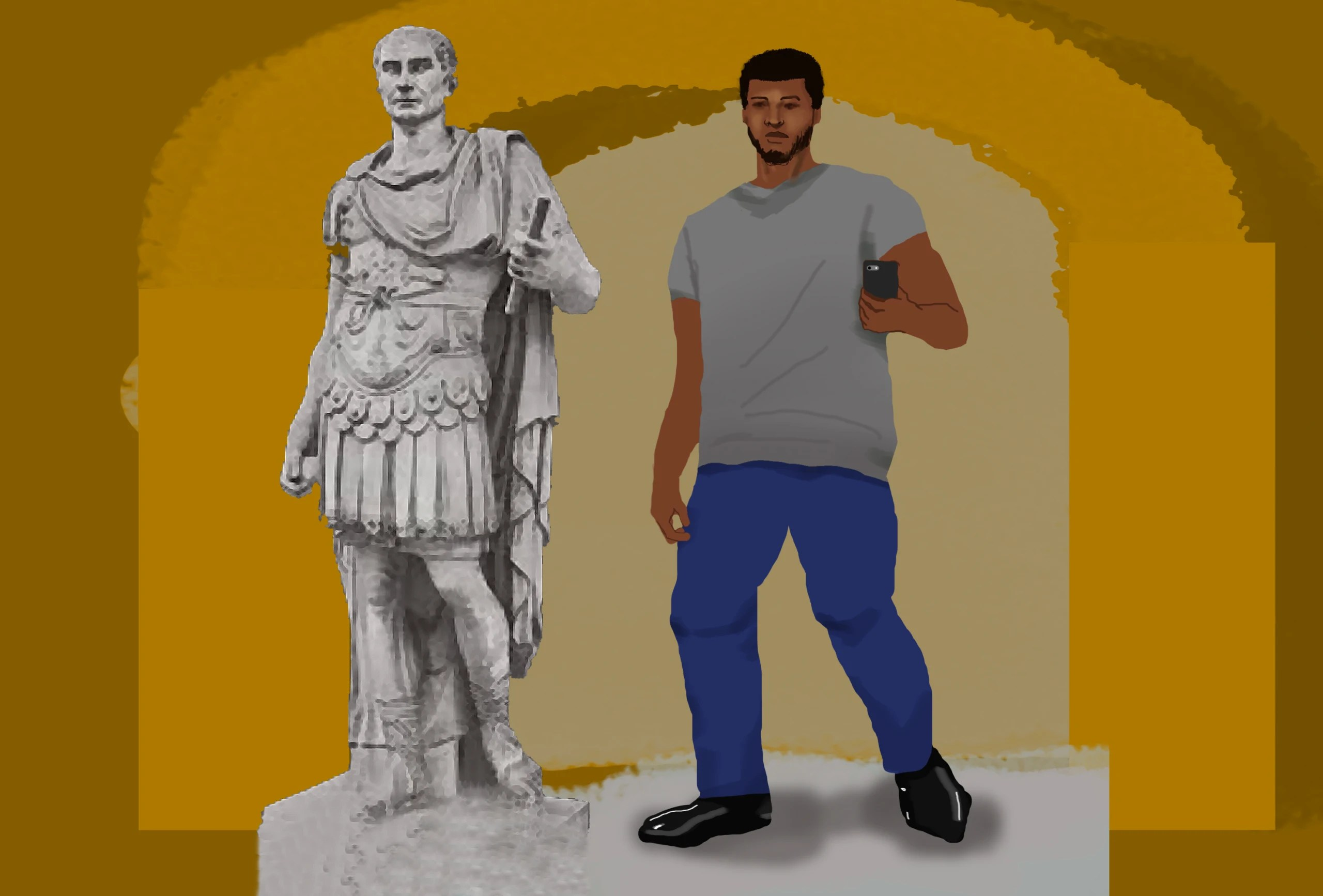 like the Romans