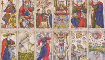 tarot zodiac trumps
