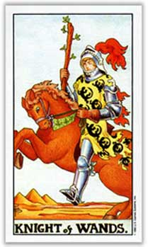 universal rider waite smith tarot king of wands