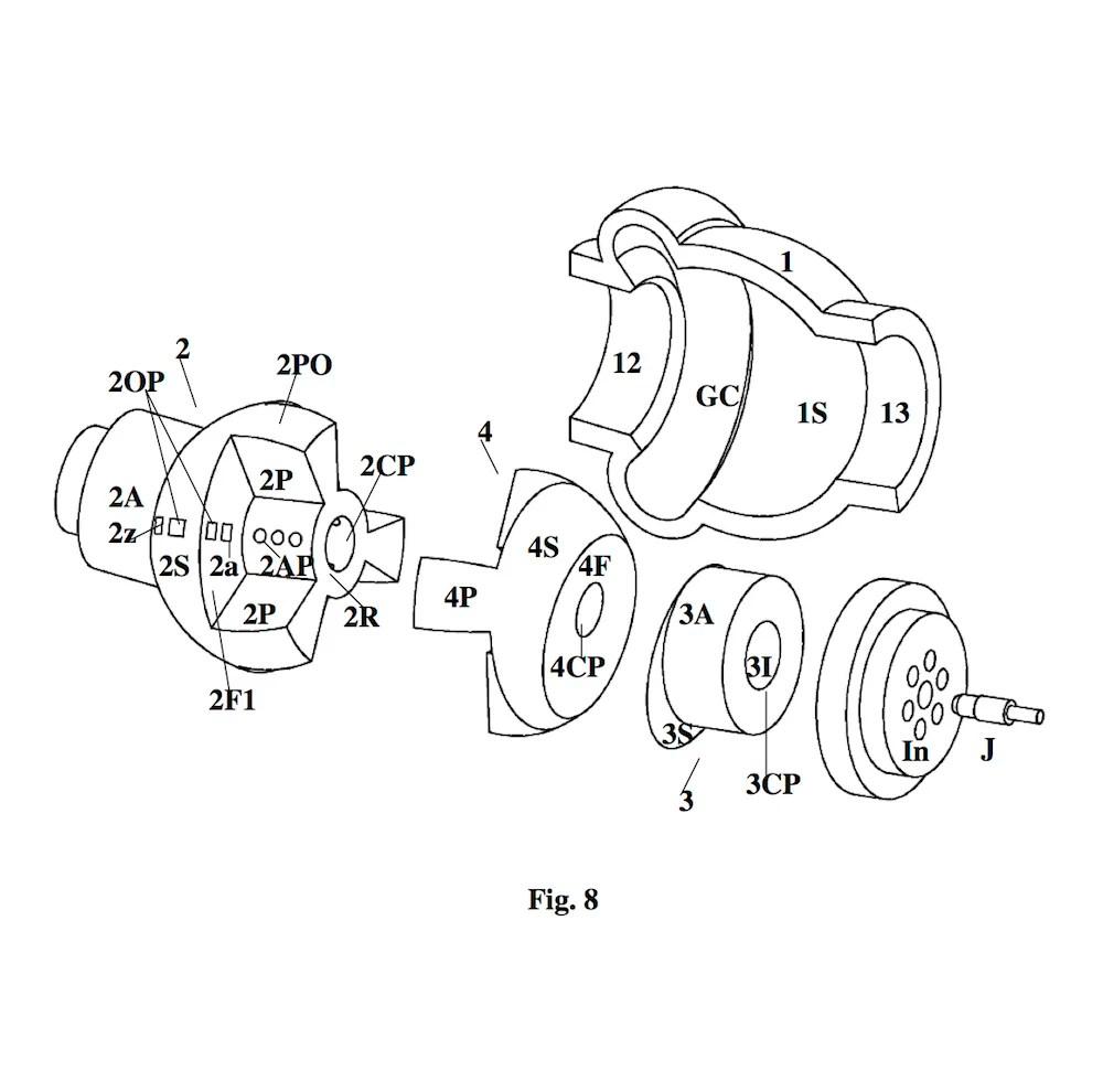 Spherical Engine