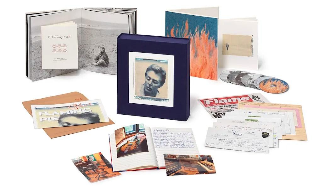 Flaming Pie: ¿Que ediciones saldrán a la venta?