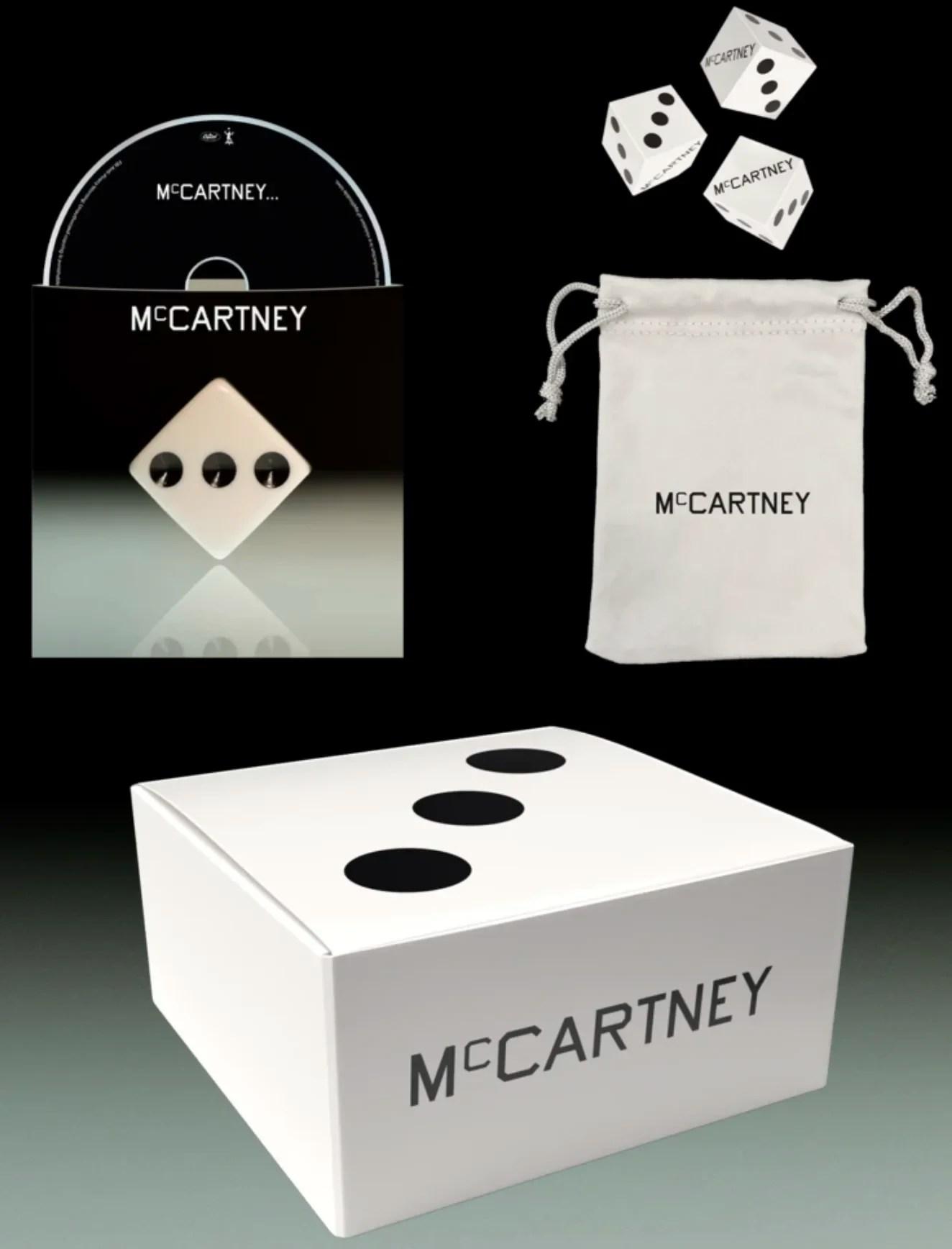 ¿Conoces todo lo que vendría con el McCartney III? Te lo contamos todo!