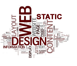 static-website-design-company-delhi-meerut-india