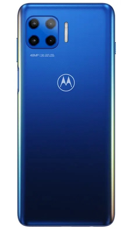 Moto G 5G Plus rear camera image