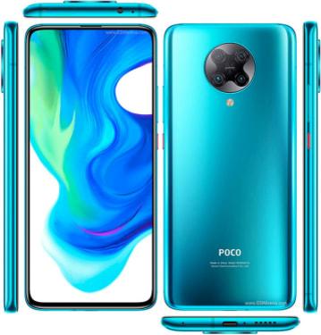 Poco F2 Pro design