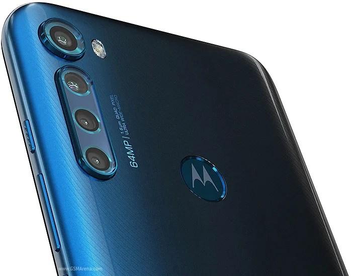 Motorola One Fusion+ camera