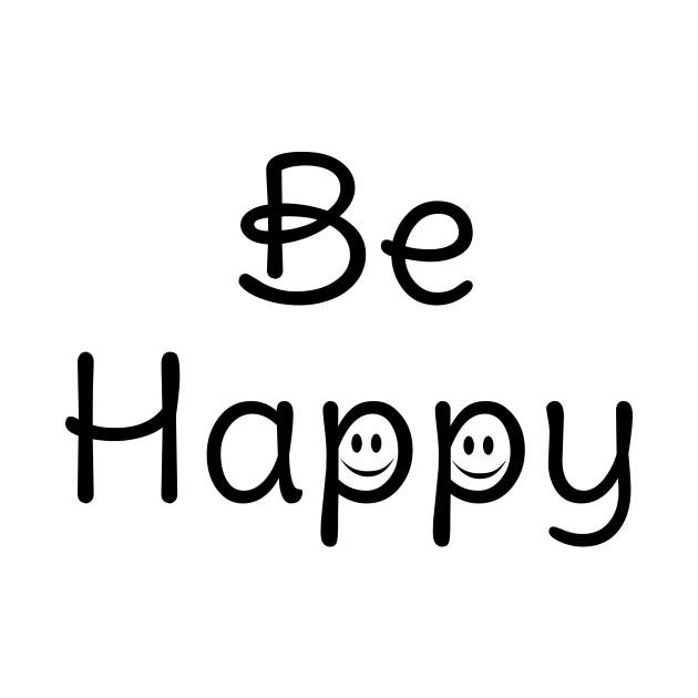 be happy dark version