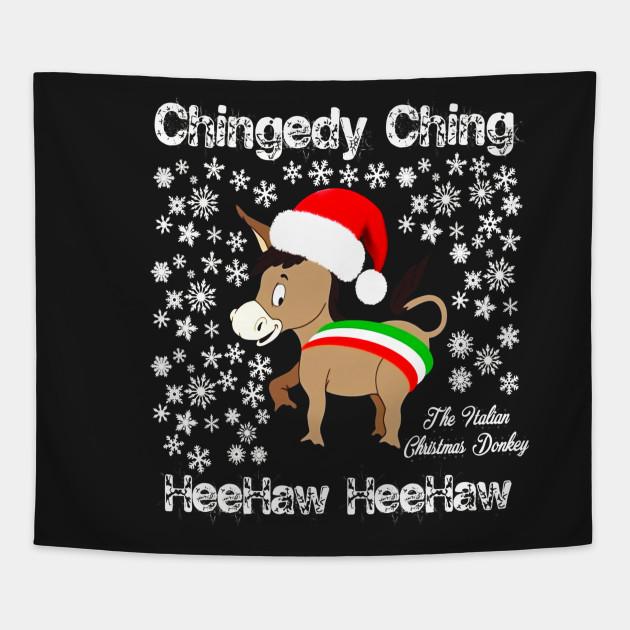 dominick the christmas donkey italian tee - Dominick The Christmas Donkey Lyrics