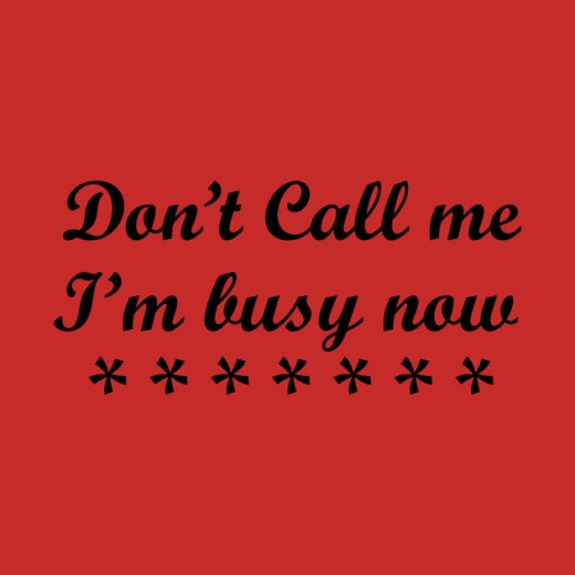 Image result for I am busy