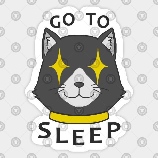 Go To Sleep Black