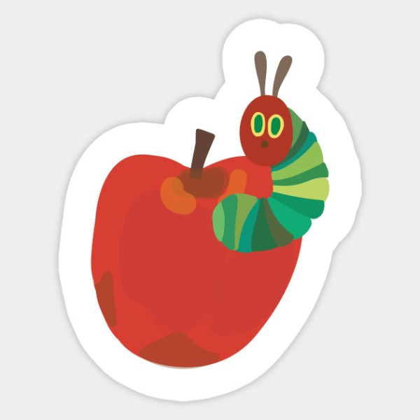 the very hungry caterpillar # 35