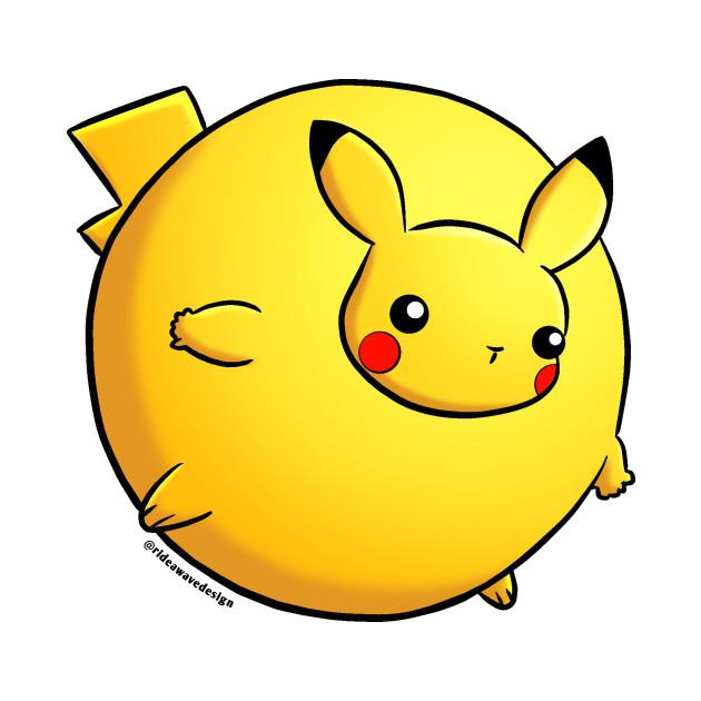 pikachu bubble t shirt
