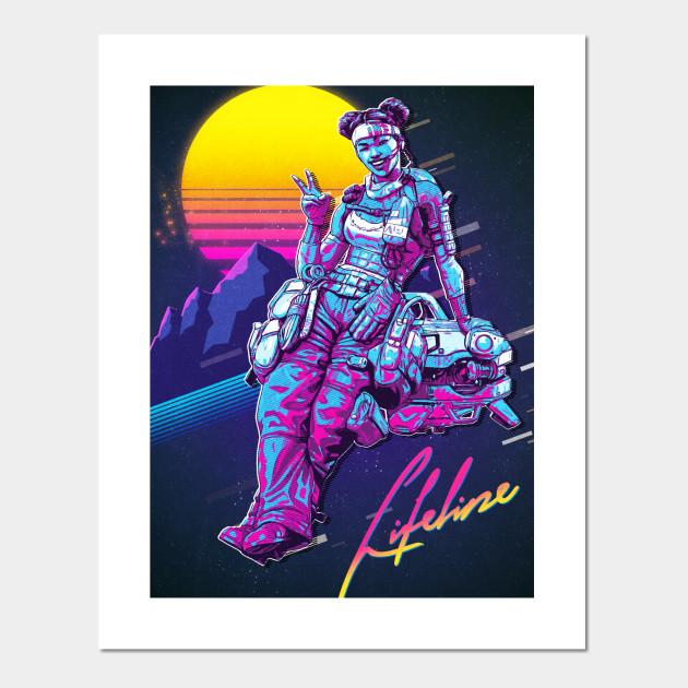 apex legends lifeline 80s