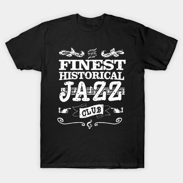 Vintage Jazz Club Design