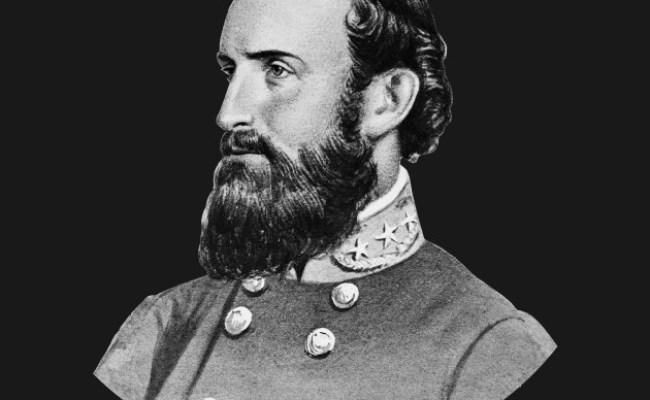 Stonewall Jackson Civil War T Shirt Teepublic