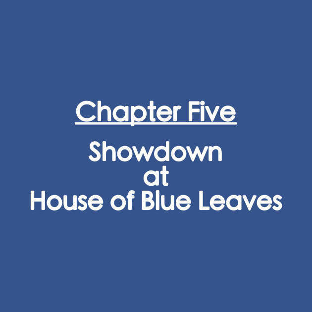 kill bill chapter five