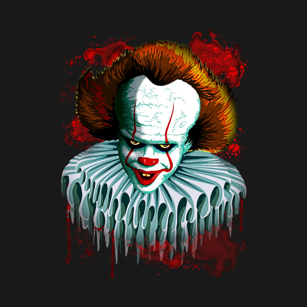 the dancing clown pennywise