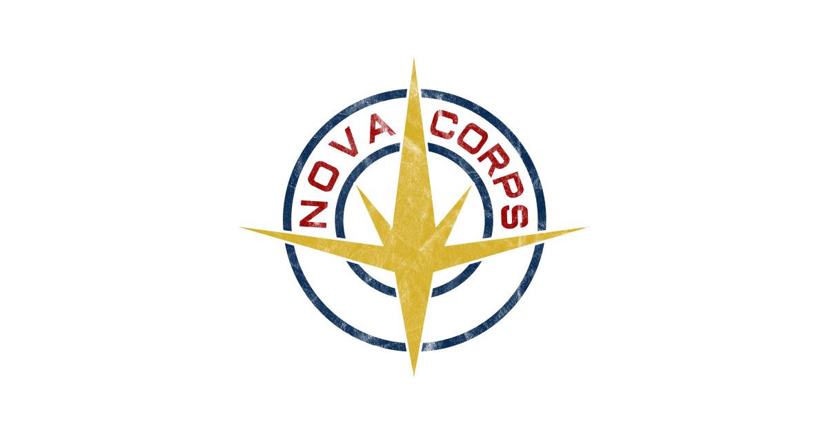 nova corps logo inspired
