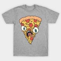 Pizza - Pizza - T-Shirt | TeePublic