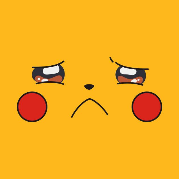 pikachu sad face
