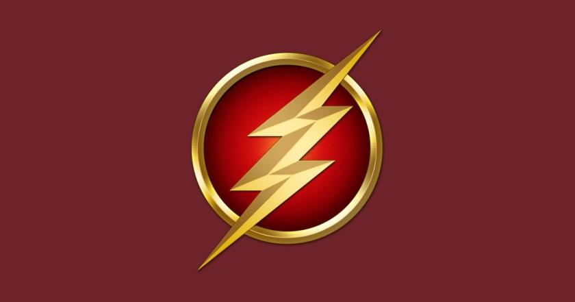 scarlet speeder  the flash logo  tshirt  teepublic