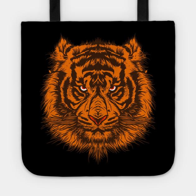 tiger s face