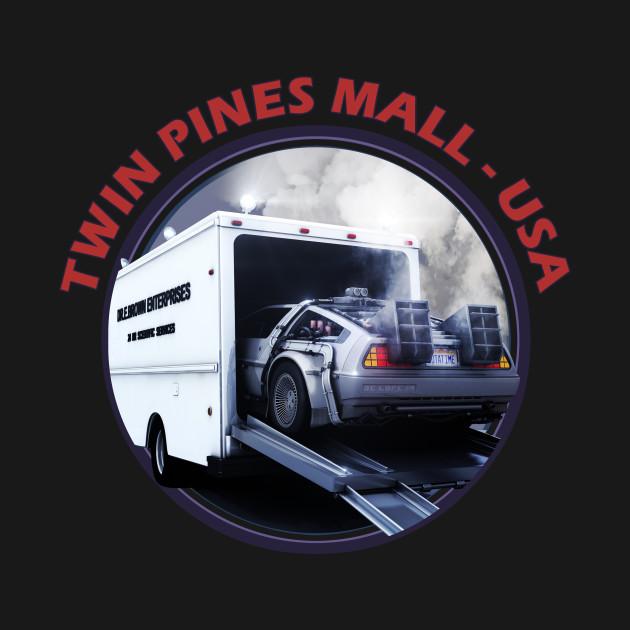 twin pines mall california