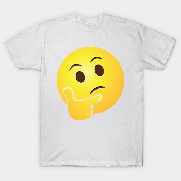 thinking emoji