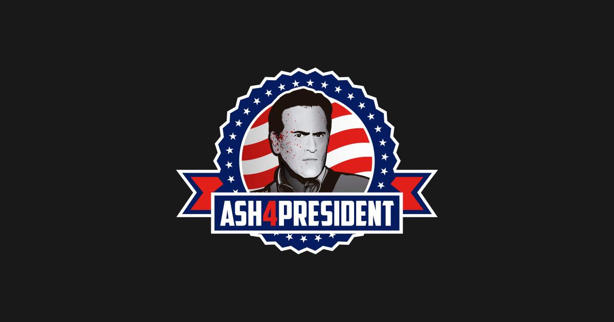 ash 4 president by