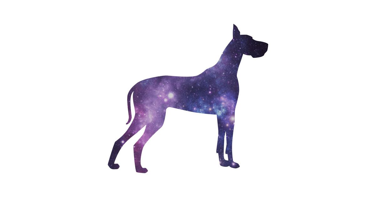 great dane galaxy dog