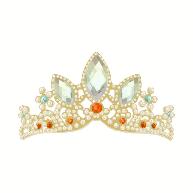 the lost princess crown