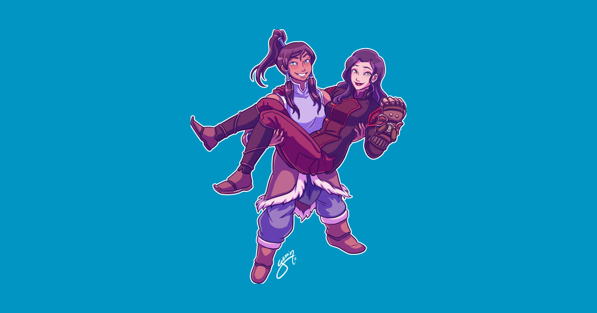 legend of korra t