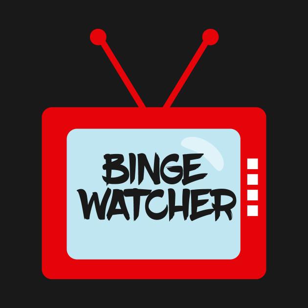 binge watcher retro tv