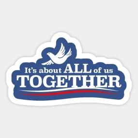 progressive liberal stickers teepublic