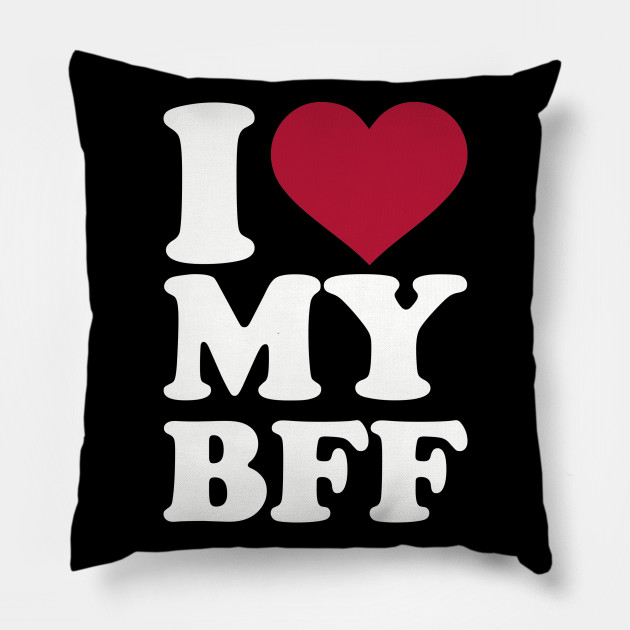 i love my best friend forever bff