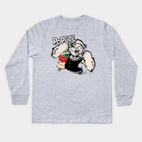 POPeye The Sailor Man Popeye T Shirt TeePublic
