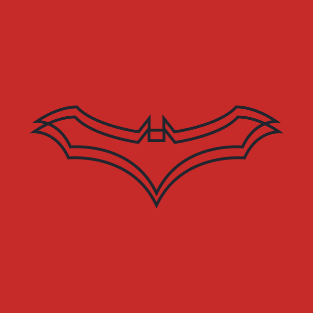 Batman Rebirth Symbol  Batman  TShirt  TeePublic