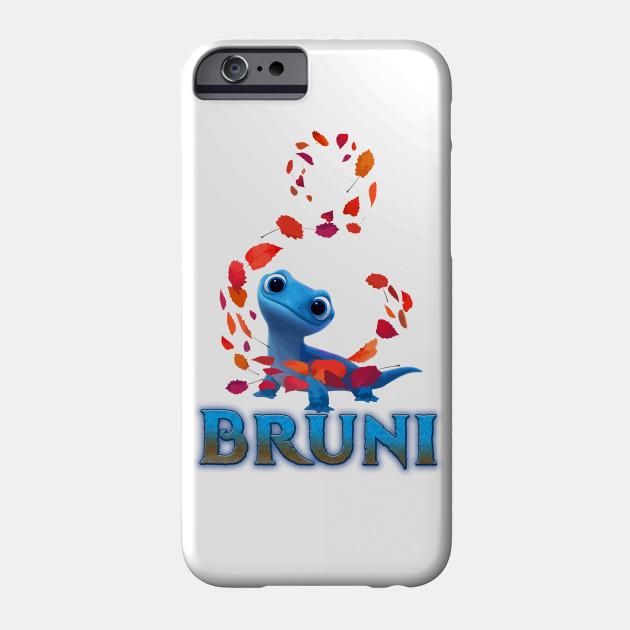 Bruni Frozen 2 Bruni Frozen 2 Phone Case Teepublic Uk
