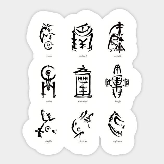 kanji alphabet