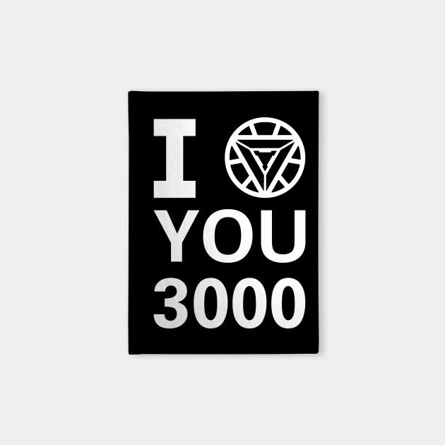 Download I Love You 3000 Endgame - Endgame Avengers - Notebook ...