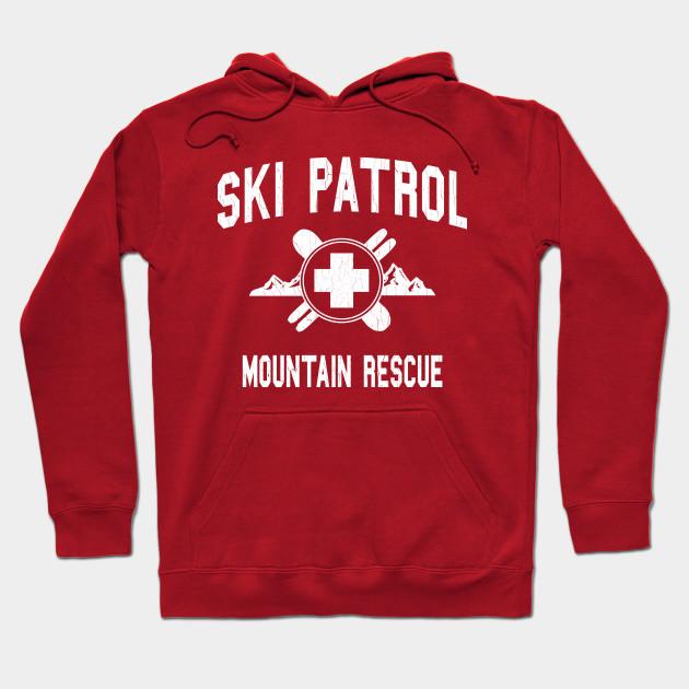 ski patrol mountain rescue