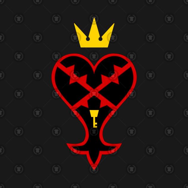kingdom hearts heartless symbol