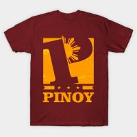 Filipino Shirt - T Shirts Design Concept