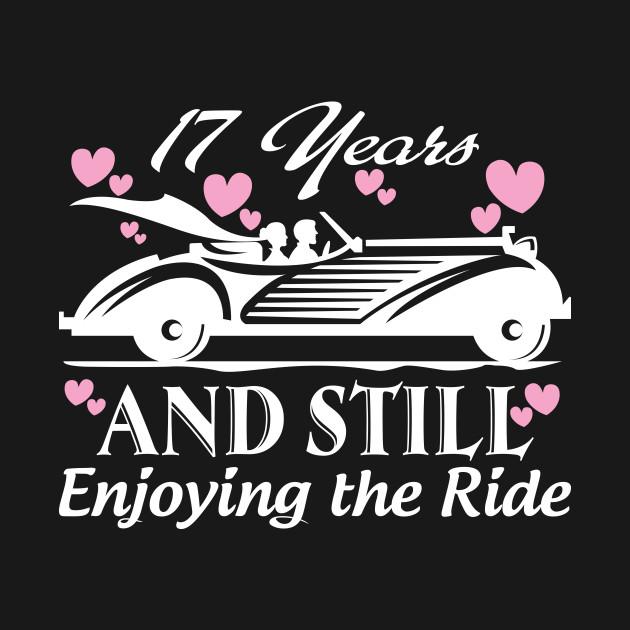 anniversary gift 17 years