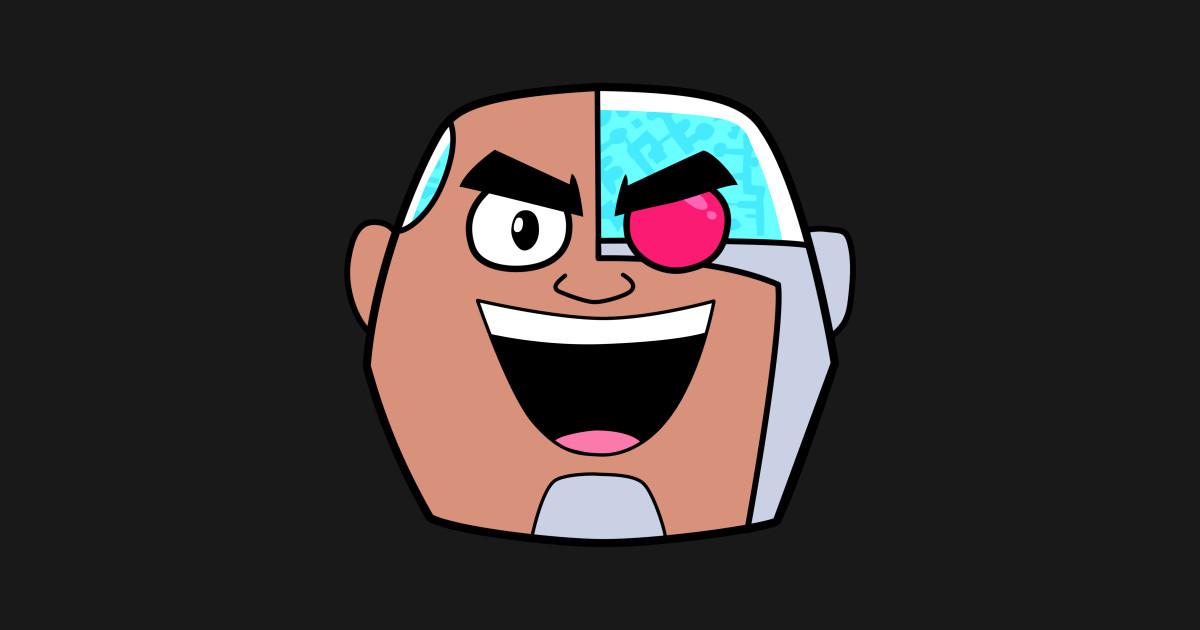 Teen Titans Cyborg  Cyborg  TShirt  TeePublic