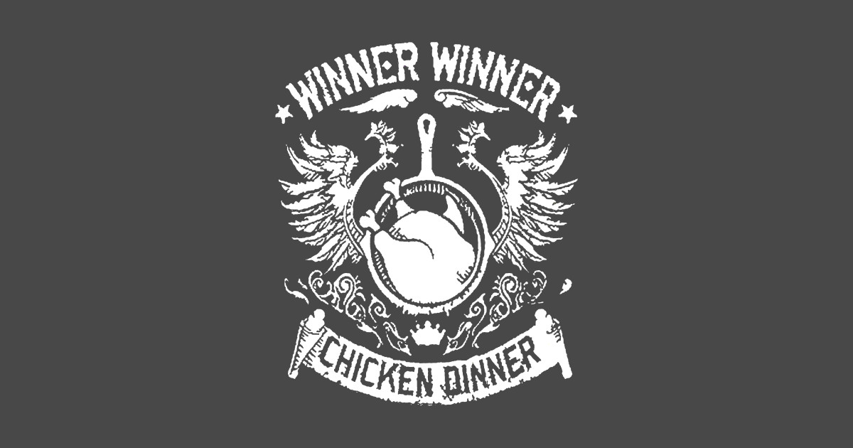 Chicken Dinner Pubg Wallpaper Early Access Pubg Pubg T Shirt Teepublic