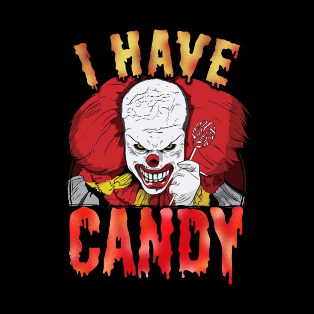halloween horror clown i
