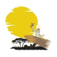 Eevee King - Lion King - Pillow   TeePublic