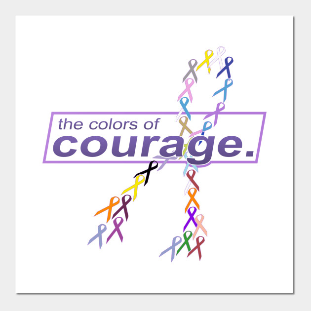 the colors of courage